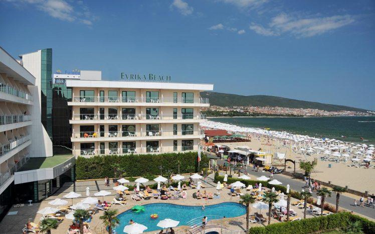 hôtel Evrika Bulgarie